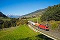 Rolling road transport at Matrei am Brenner, 14.10.2017.jpg