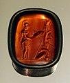 Roma, gemme, I secolo ac, III dc ca. 06 atena e catasta di armi.jpg
