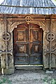Romania-1281 - Entrance Gate (7564027326).jpg