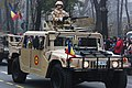 Romanian Humvee with machinegunner.jpg