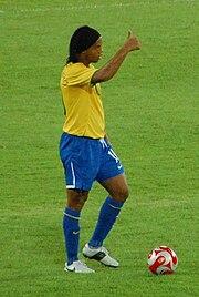 В каком году роналдиньо перешёл в псж