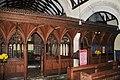 Rood screen, Sheepstor church.jpg