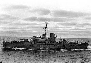 French corvette Roselys - Image: Roselys HMS Sundew