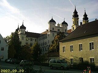 Rot an der Rot Abbey