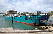 Rottnest Island-Services-Rottnest Spinifex barge