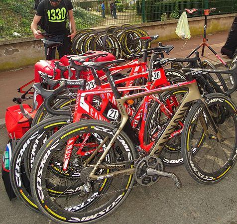 Roubaix - Paris-Roubaix, 12 avril 2015, arrivée (C11).JPG