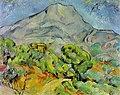 Route de la Montagne Sainte-Victoire, par Paul Cézanne 208.jpg