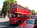 Routemaster RM1218 (218 CLT), route 9H last day (5).jpg