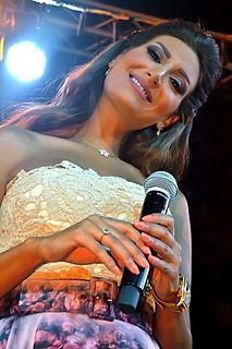 Rouwaida Attieh Syrian musician