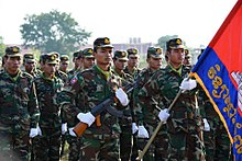 Royal Cambodian Army - Wikipedia