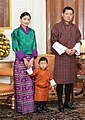 Royal Family of Bhutan (cropped).jpg