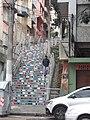 Rua 24 de Maio, Porto Alegre, Brasil (Escadaria) .JPG