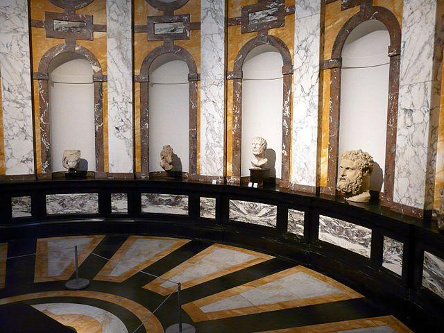Музейная ротонда
