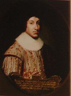 Rudolf Christian, Count of East Frisia Count of East Frisia