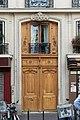 Rue Cail (Paris), n° 25, porte.jpg