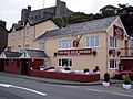 Rum Hole Tavern, below Harlech Castle - geograph.org.uk - 160039.jpg