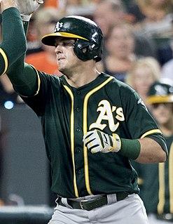 Ryon Healy American baseball player