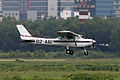S2-ABI Cessna 152 Bangladesh Flying Club Landing (9548280316).jpg
