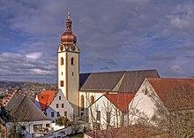 Schwandorf in Bayern Location Guide