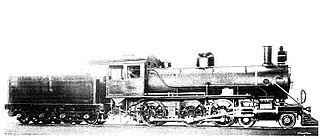 South African Class 6K 4-6-0