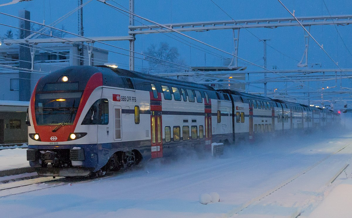 Stadler Kiss Wikipedia