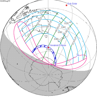 Solar eclipse of August 15, 2091
