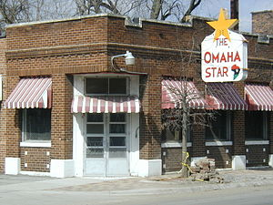 African Americans in Omaha, Nebraska - The historic office of the Omaha Star