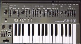 Image illustrative de l'article Roland SH-101