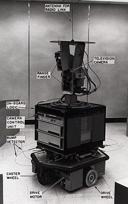 Shakey the robot - Wikipedia