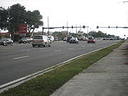 SR 580 at Summerdale Drive