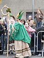 ST. PATRICK'S FESTIVAL IN DUBLIN - 2007- Saint Pat Himself.jpg