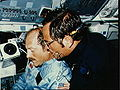 STS-7 Hauck and Crippen STS007-09-440.jpg