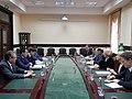 Saeimas priekšsēdētājas oficiālā vizīte Uzbekistānā (40776795624).jpg