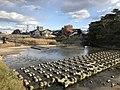 Saigogawa River in Fukutsu, Fukuoka.jpg