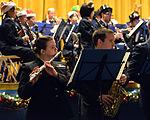 Sailor plays with Japan Air Self-Defense Force Band 131207-N-DP652-002.jpg