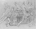 "Sailors Maneuvering a Cannon, Possibly a Study for ""The Death of Sir John More at Corunna"" MET ap60.44.5.jpg"