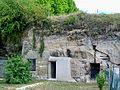 Saint-Leu-d'Esserent (60), ancienne habitation troglodytique, rue du dernier Bourguignon.jpg