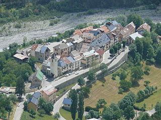 Saint-Martin-dEntraunes Commune in Provence-Alpes-Côte dAzur, France