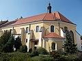Saint Bartholomew church. SW. - Gyöngyös, Hungary.JPG