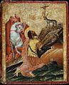 Saint Eustace, Cretan school, 17 c..jpg