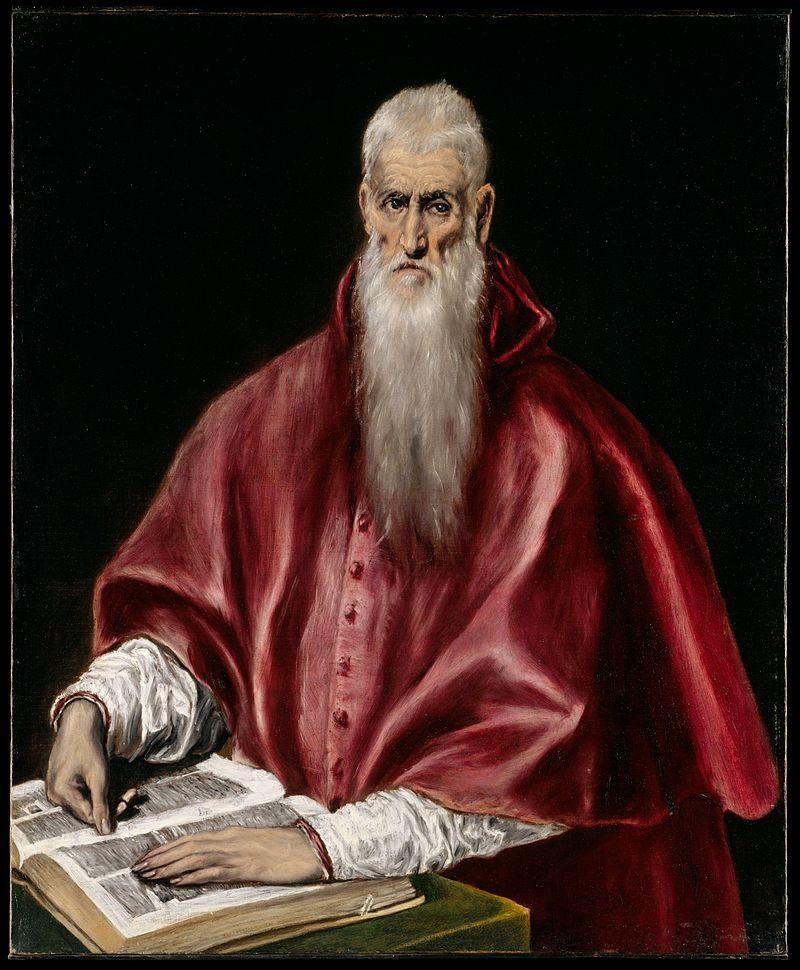 Saint Jerome as Scholar MET DT3103.jpg