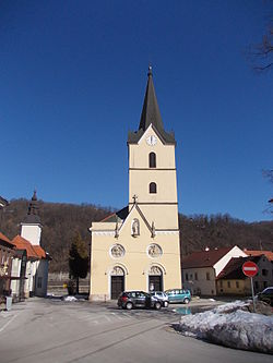 Saint John the Evangelist Church, Krško.jpg
