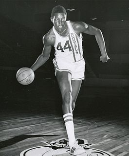 Sam Lacey American basketball player