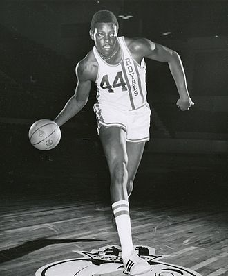 Sam Lacey - Lacey in 1971