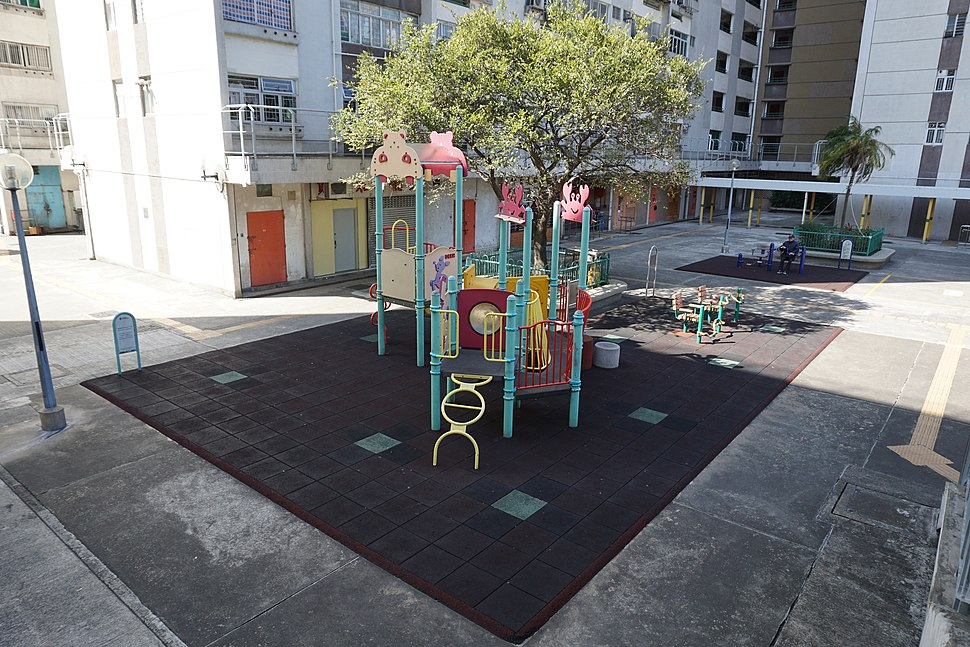 Sam Shing Estate Children's Playground and Gym Zone