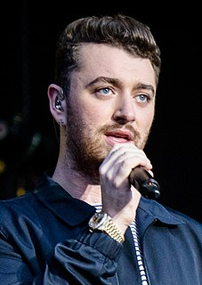 Sam Smith (singer) English singer-songwriter