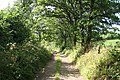 Sampford Courtenay, entrance to Langabeer - geograph.org.uk - 207621.jpg