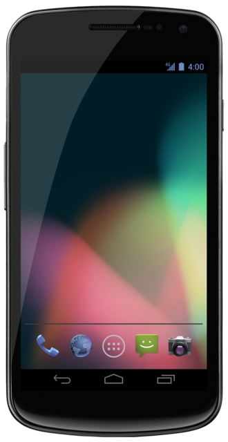 Linux range of use - Galaxy Nexus, a Linux-based Android device