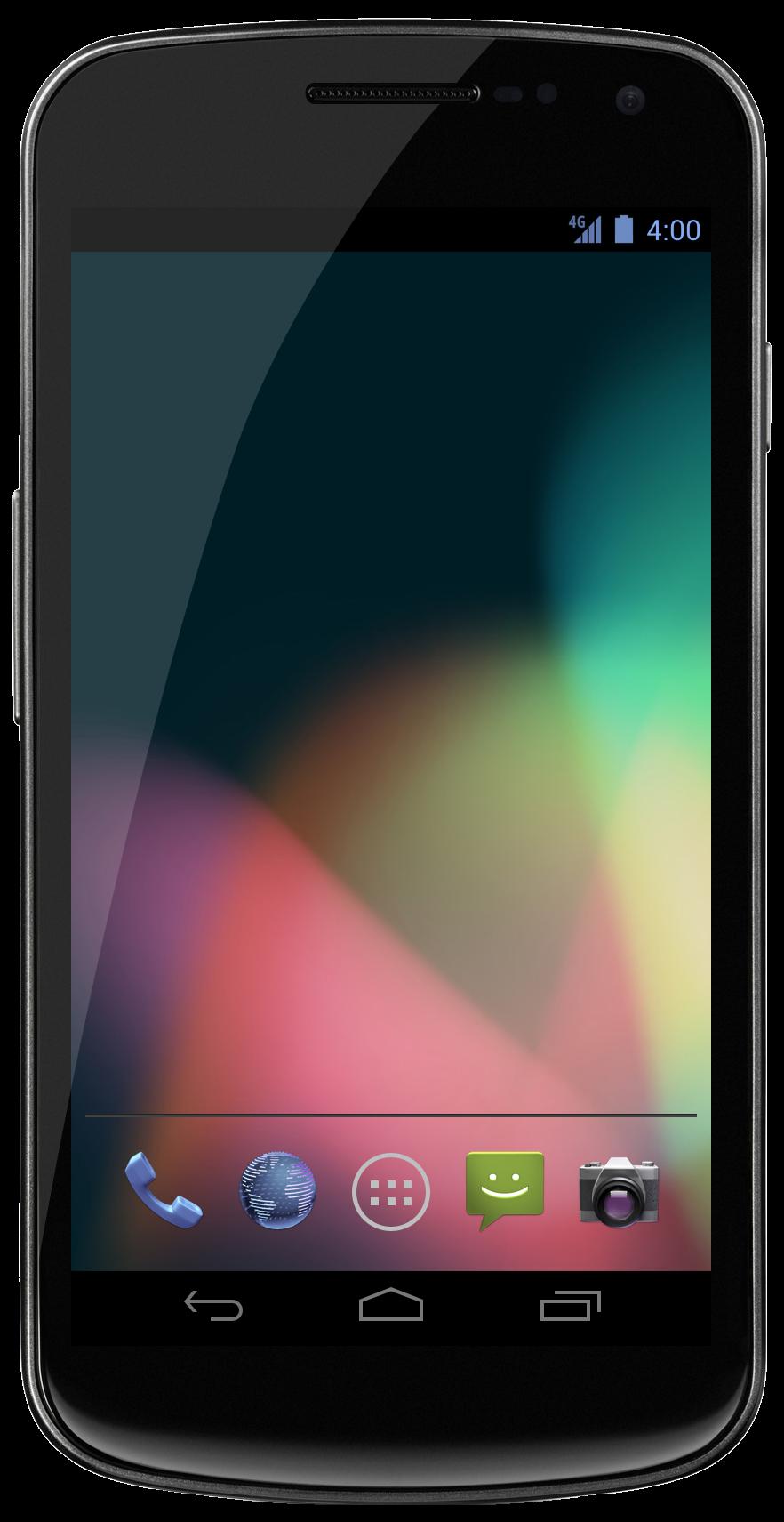 Samsung Galaxy Nexus Render