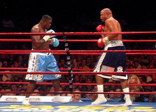 Samuel Peter Nigerian boxer